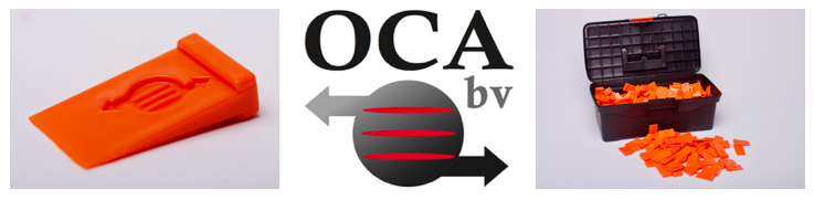 Stelpiramides van OCA