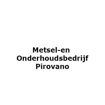 Metsel- en onderhoudsbedrijf Pirovano